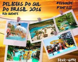 Delícias do Sul do Brasil 2016