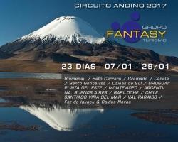 Circuito Andino Janeiro 2017