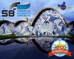58º IBRACON - Congresso Brasileiro do Concreto 2016